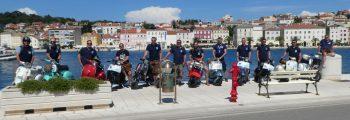 Vespaar Tour 2018 – Inselhopping Kroatien
